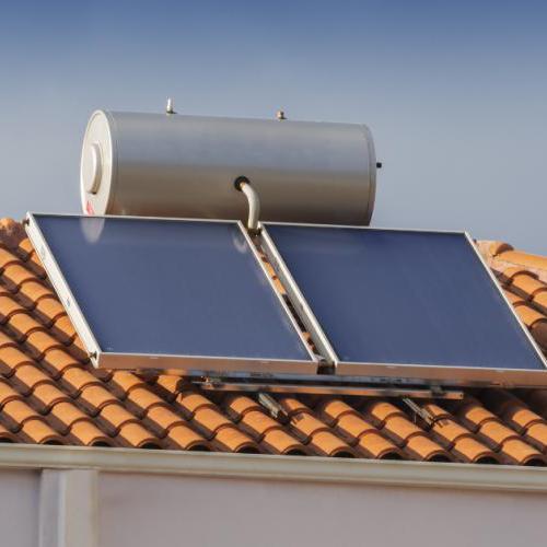 Chauffe-eau thermodynamique solaire